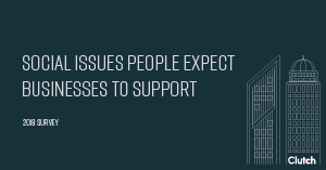 Social Issues People Expect Businesses to Support