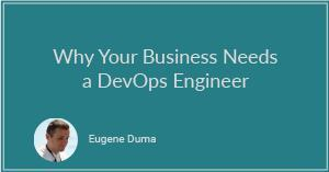 Why Your Business Needs a DevOps Engineer