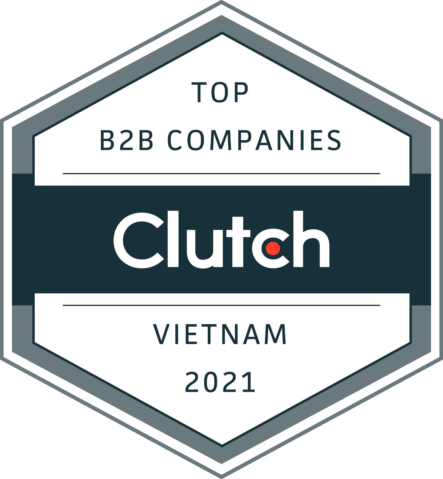 Vietnam B2B Leaders Badge 2021
