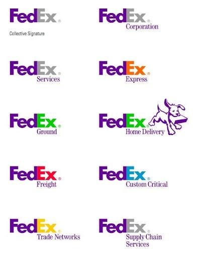 FedEx Dynamic Logo