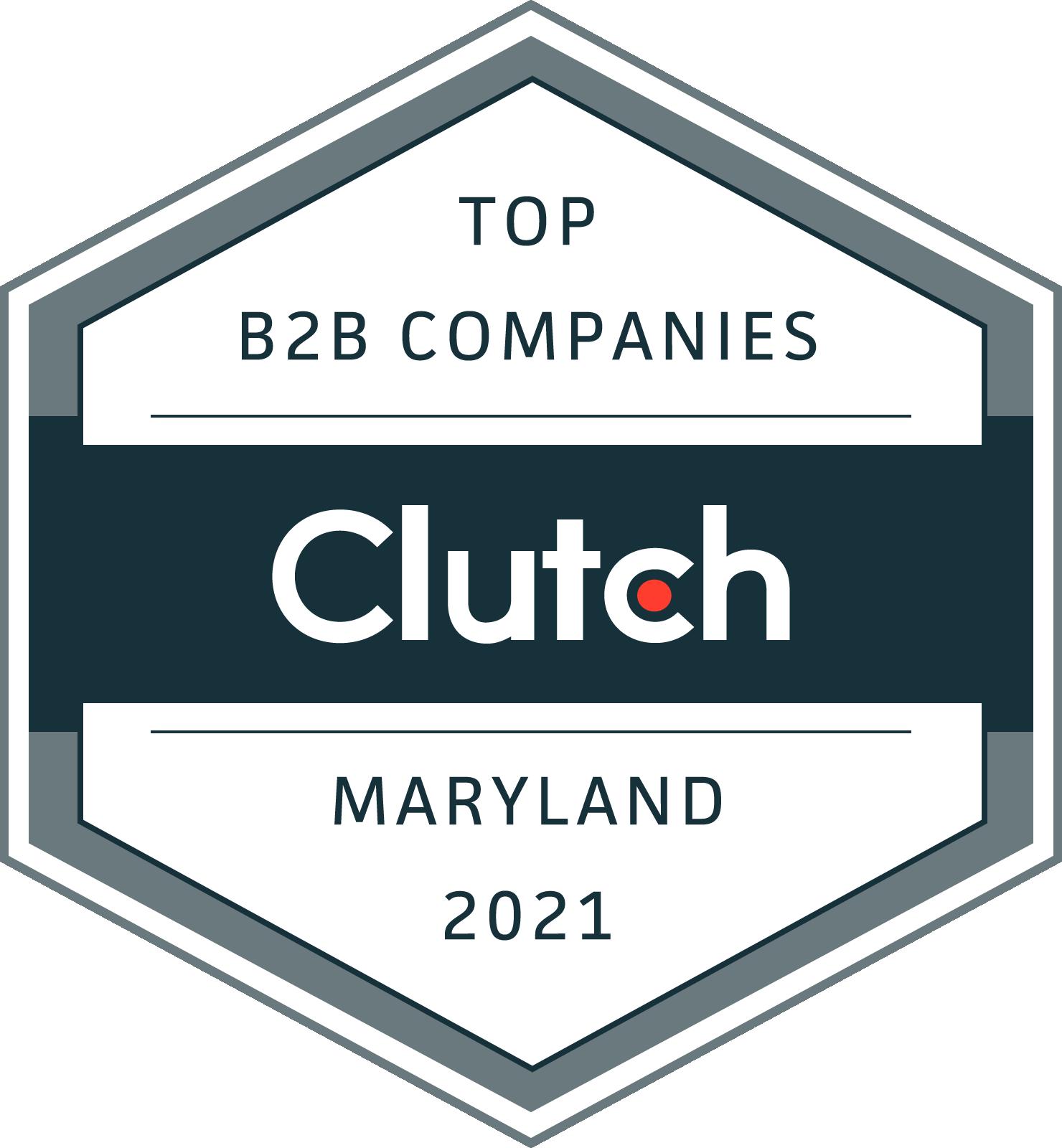 B2B Leaders Award Maryland