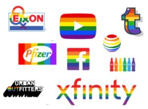 Pride Logo Examples
