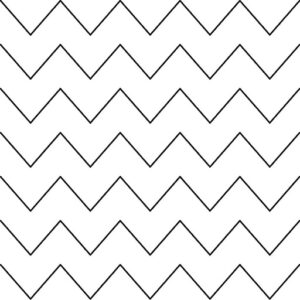 Zigzag lines