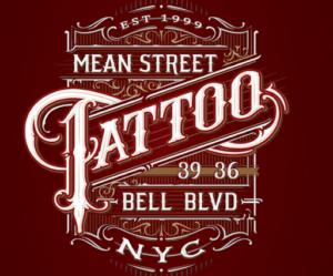 Mean Street Tattoo Logo