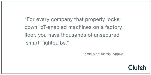 IoT Security Quote