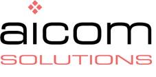AICOM Solutions Logo