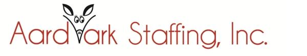 Aardvark Staffing, Inc. Logo
