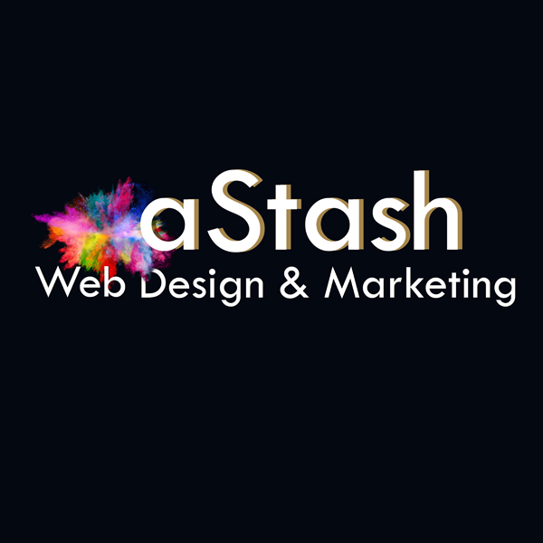 aStash Web Design & Marketing Logo