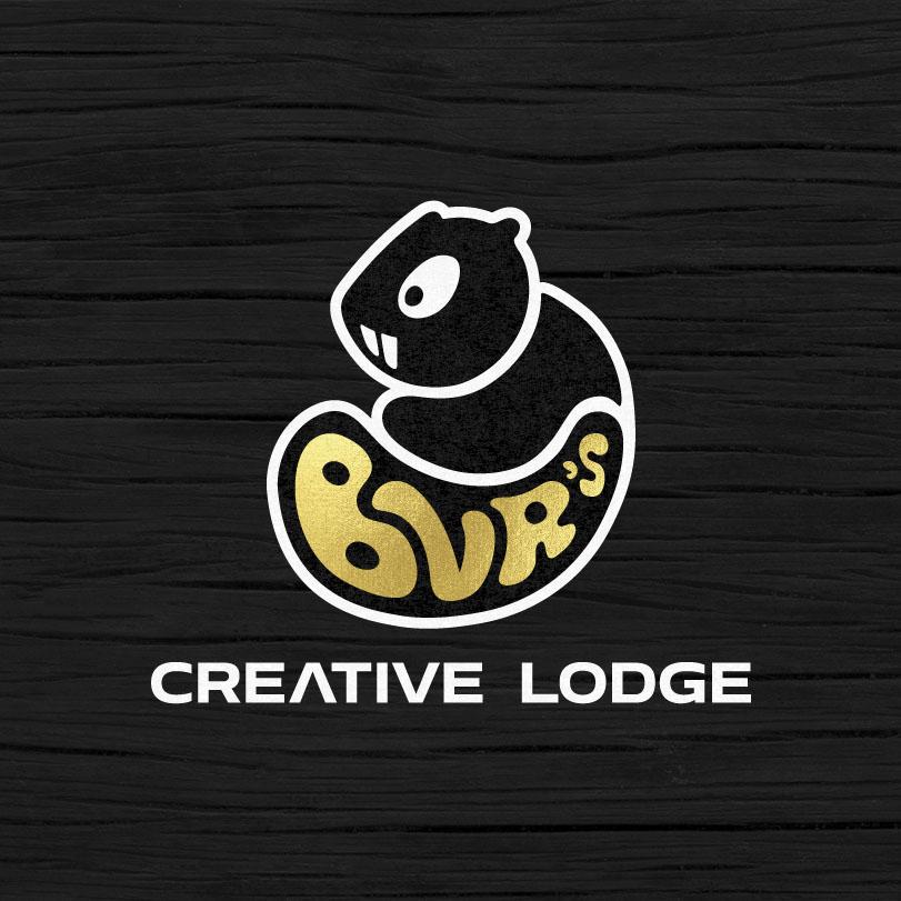 BVR's Creative Lodge Logo