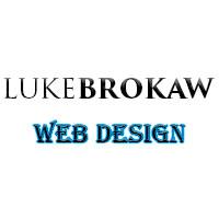 Luke Brokaw Web Design Logo