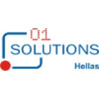 01 Solutions Hellas Logo