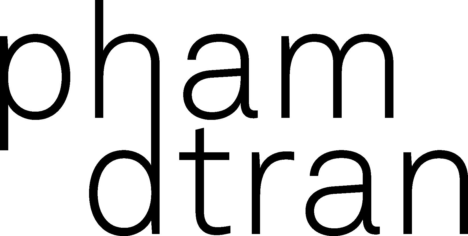 pham dtran Logo
