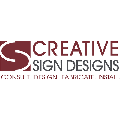 Creative Sign Designs Logo