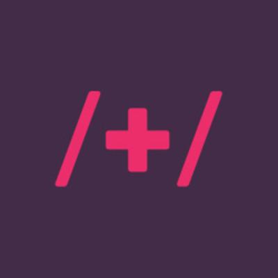 Code/+/Trust Logo
