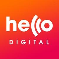 Hello Digital - Australia Logo