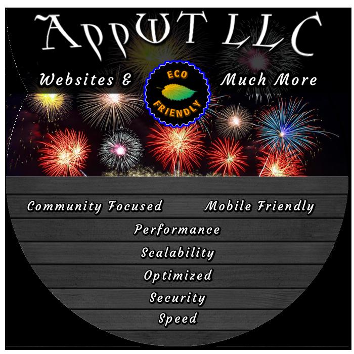 AppWT LLC (Websites & More) Logo