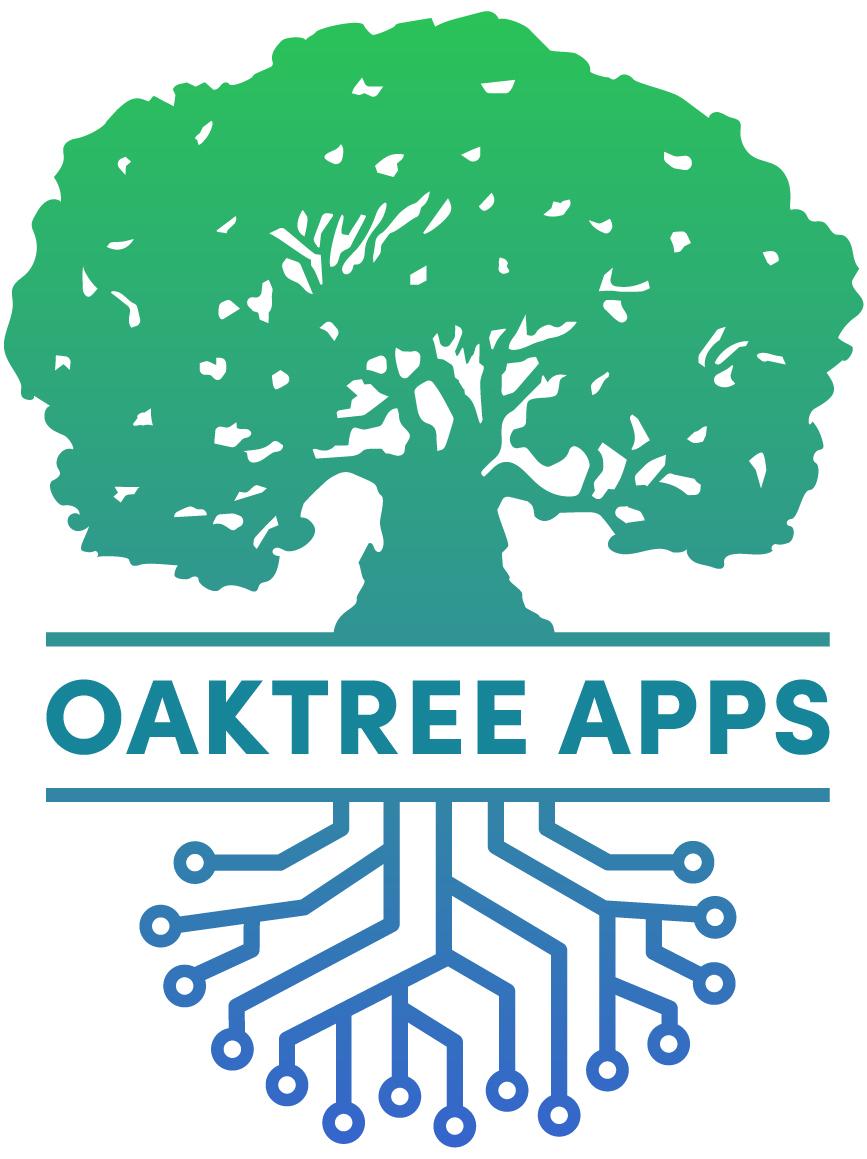 OakTree Apps Logo