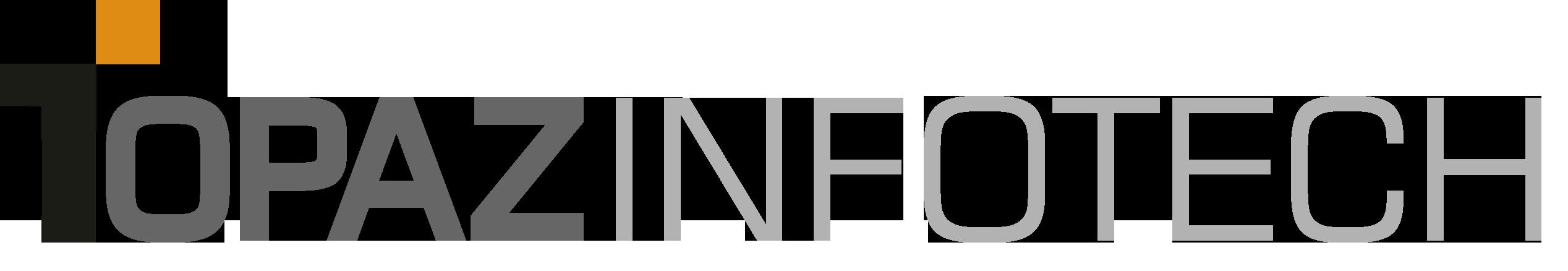 Topaz Infotech Logo