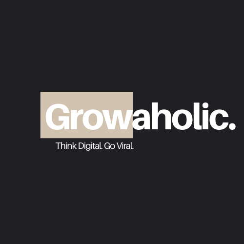 Growaholic Lab Logo