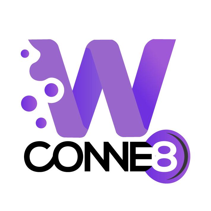 Webconne8 Logo