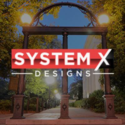 System X Designs Logo