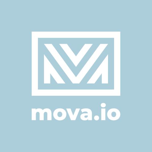 mova.io Logo