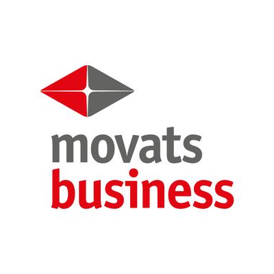 MOVATS Business Logo