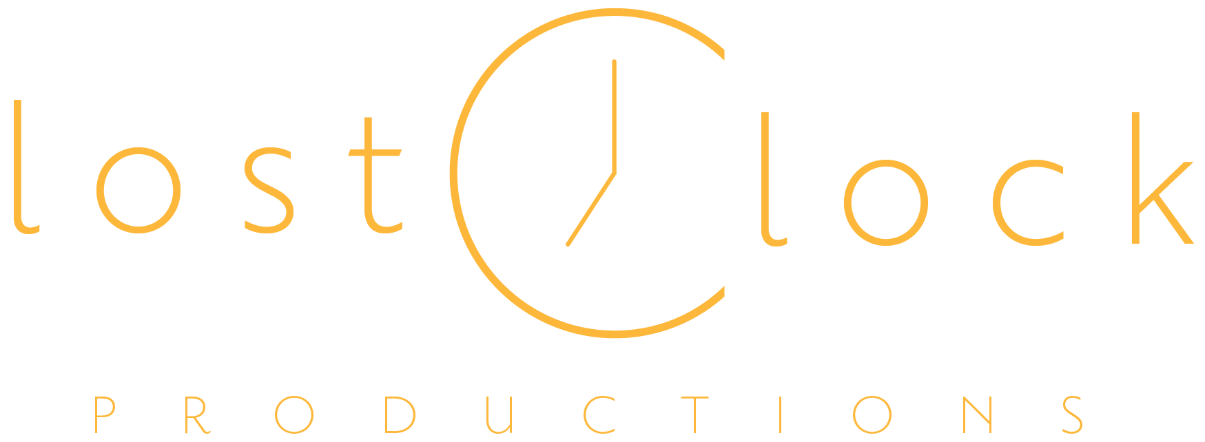 Lost Clock Productions Logo