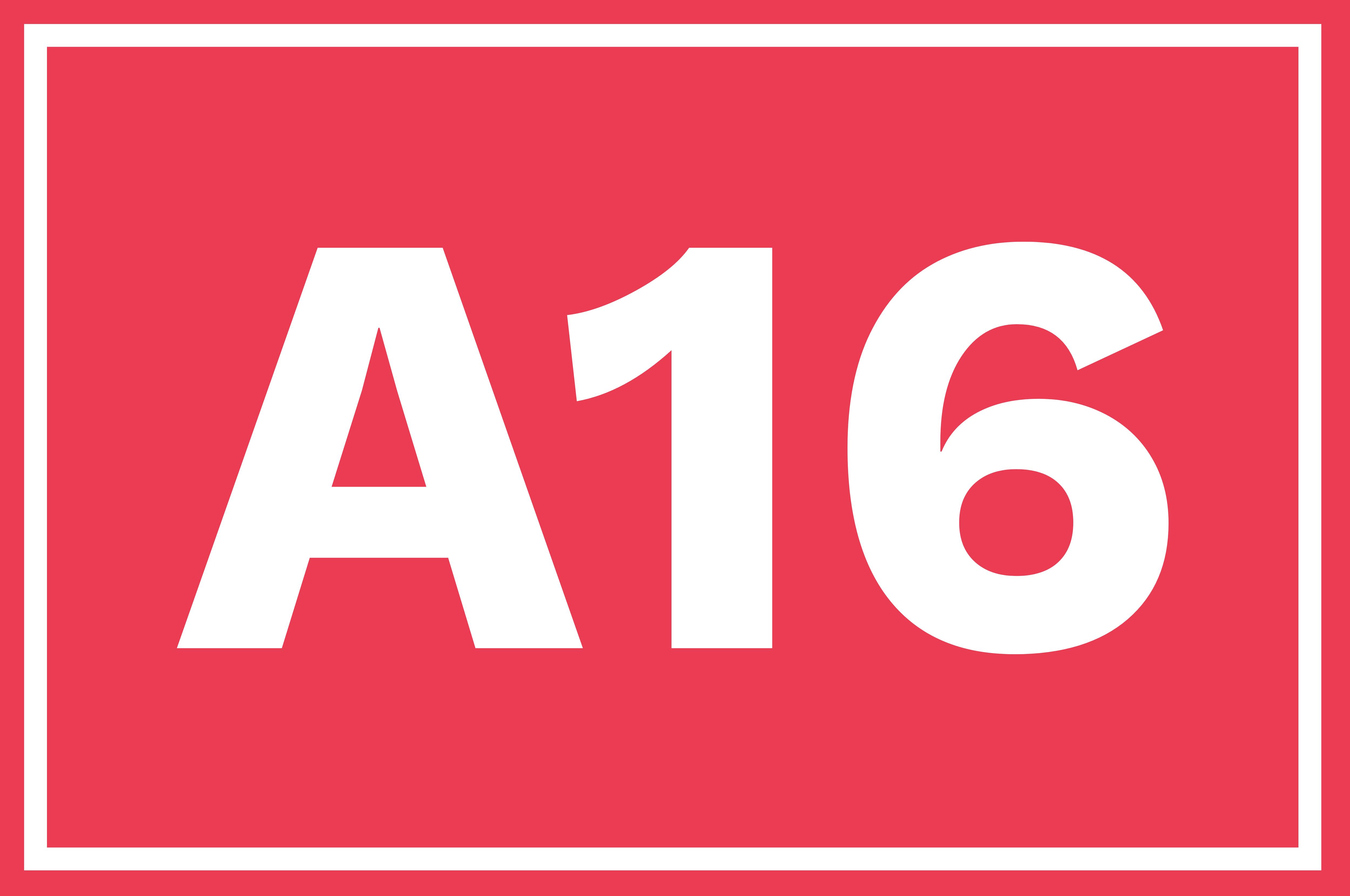A16 Studios Logo