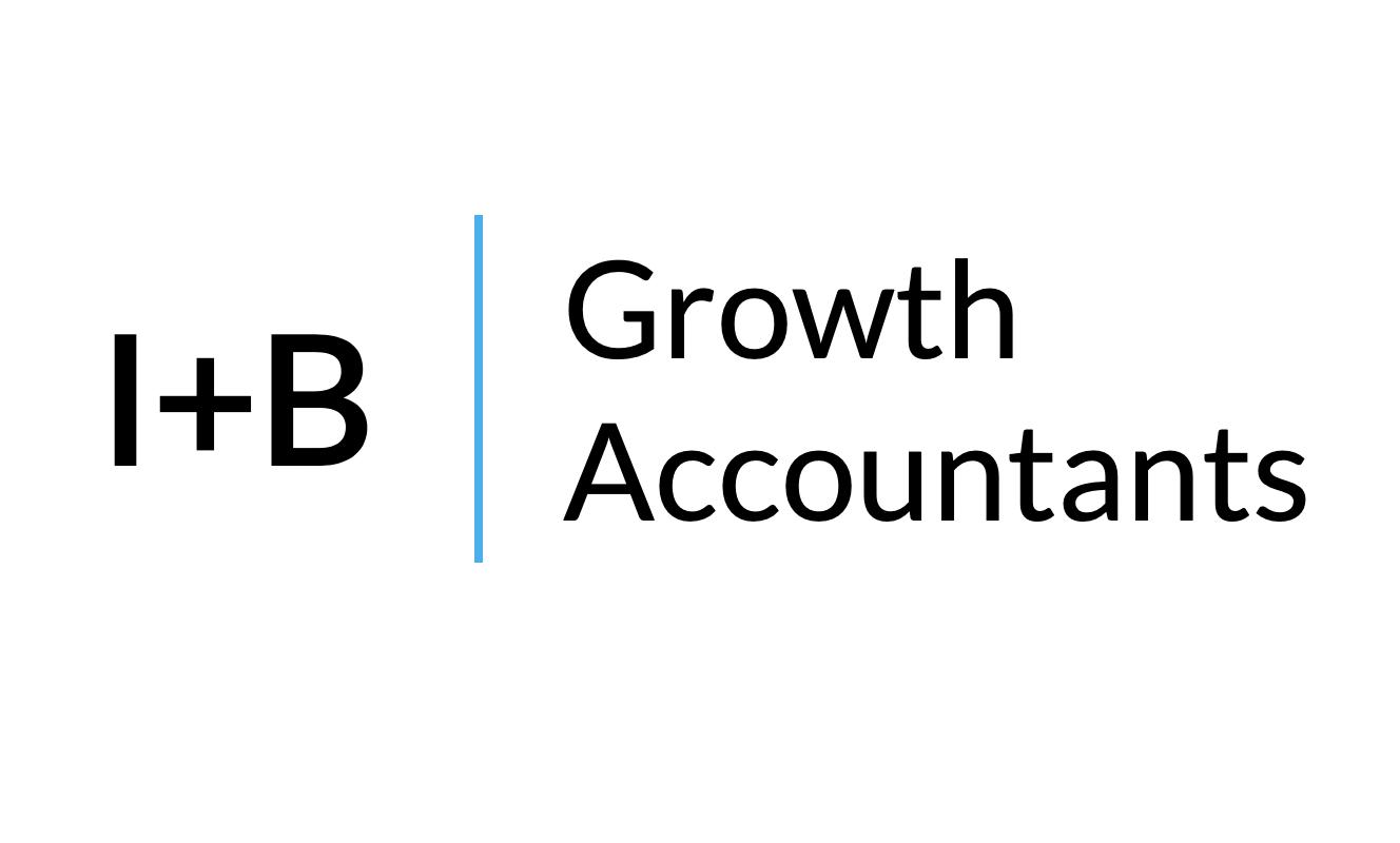 I+B   Growth Accountants Logo