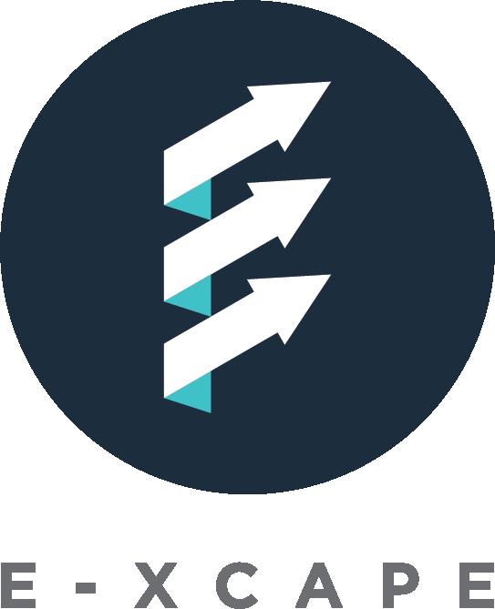 E-xcape Logo