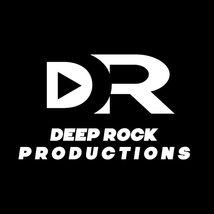 Deep Rock Productions Logo
