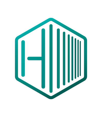Hybrid Marketing Co Logo