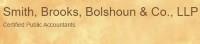 Smith, Brooks, Bolshoun & Co., LLP Logo