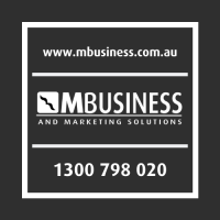 M Business & Marketing Solutions Logo