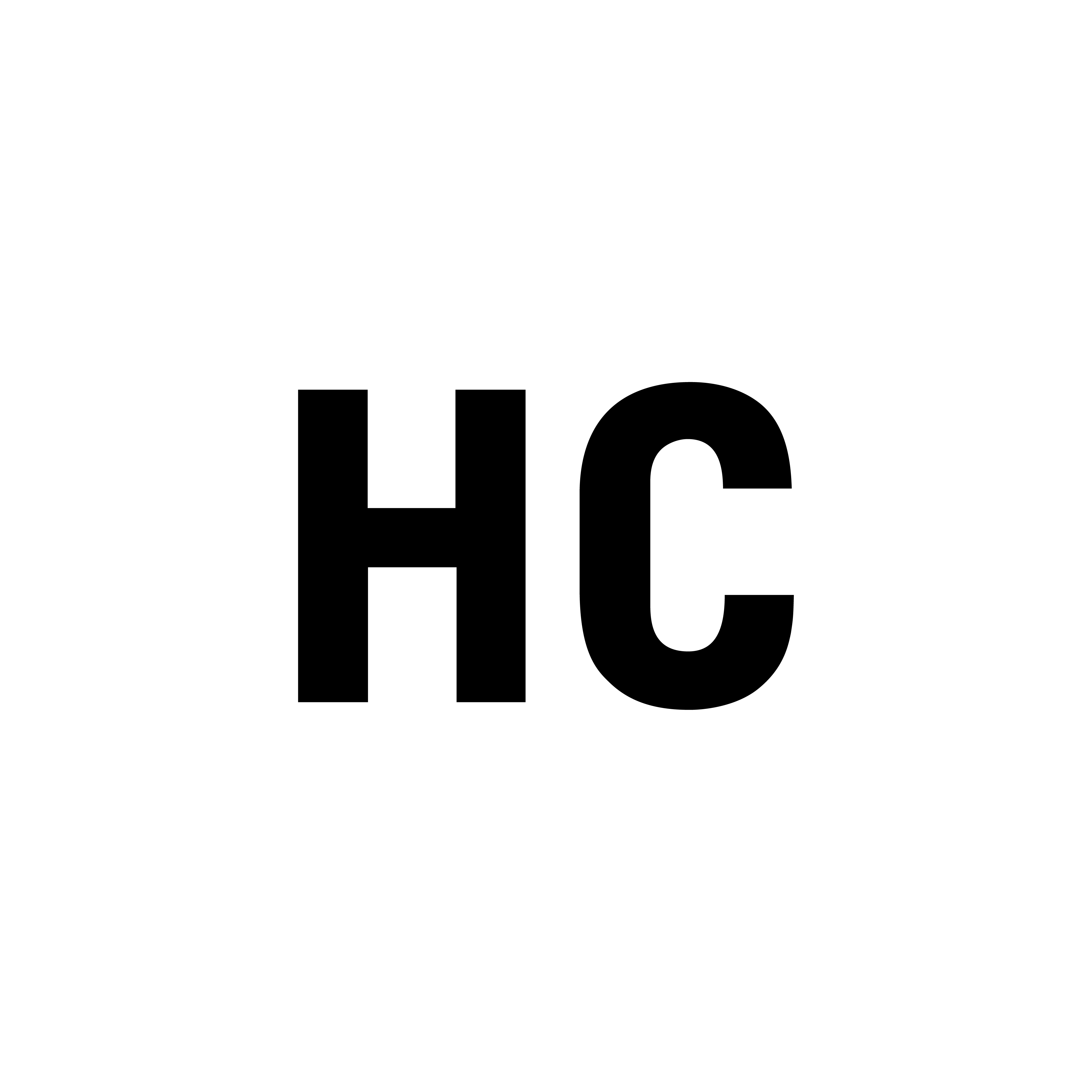 High Contrast Logo