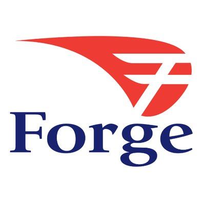 Forge Industrial Staffing Logo