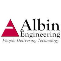 Albin Engineering Svc Inc Logo