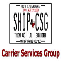Carrier Services Group, LLC (CSG) Logo