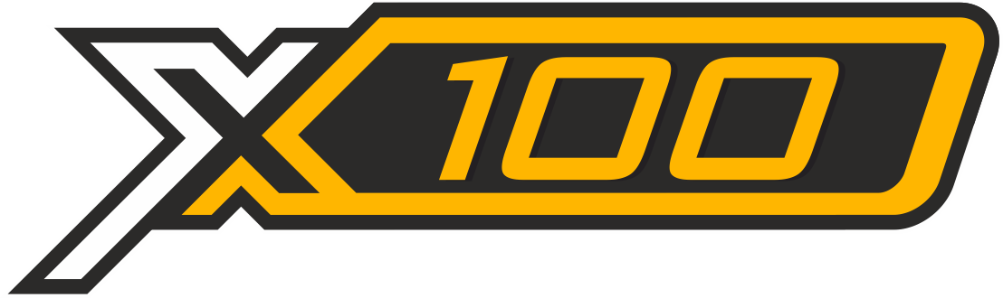 x100.digital Logo