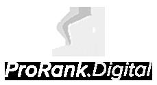 ProRank Digital Marketing Logo