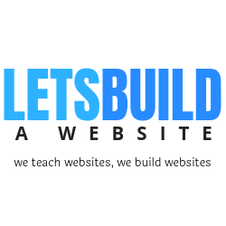 Let's Build a Website Logo
