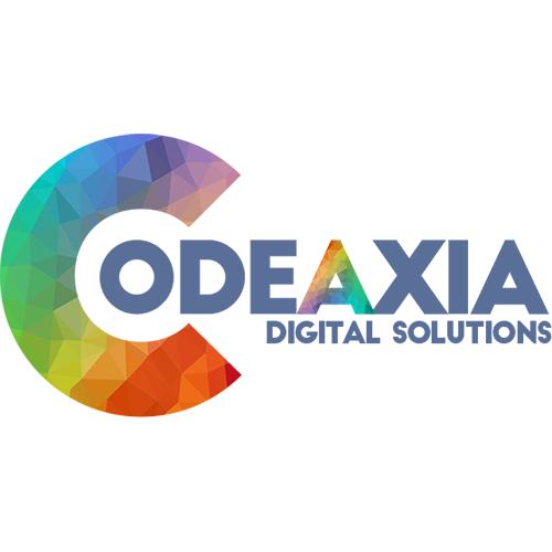 Codeaxia Digital Solutions Logo