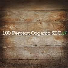 100 Percent Organic SEO Logo