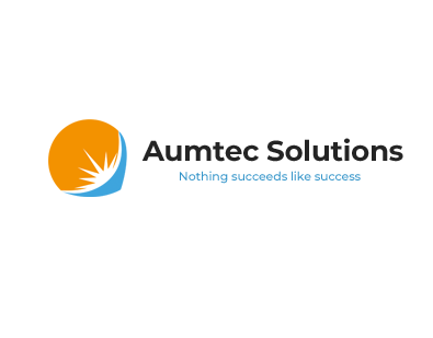 Aumtec Solution Logo