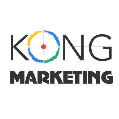 Kong Marketing Agency Logo