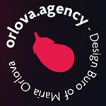 Orlova.Agency, Design Büro of Maria Orlova Logo