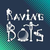Raving Bots Logo