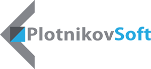 PlotnikovSoft LLC Logo