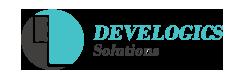 Develogics Solutions Logo